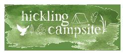 Hickling Campsite logo