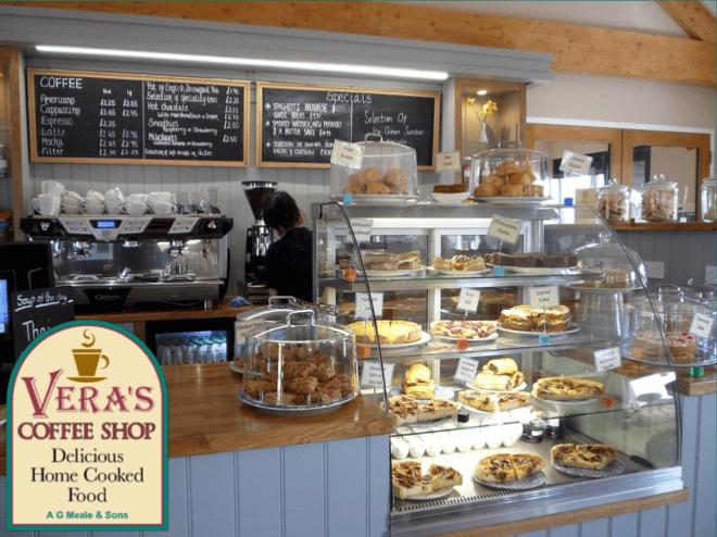 Vera's Coffee Shop