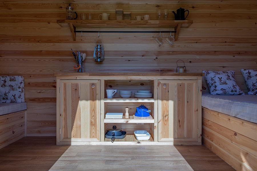 Hare Shepherd's Hut