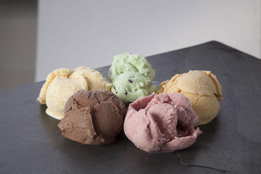 Danns ice cream